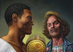 Sneak Preview of Dark Horse's American Gods#2