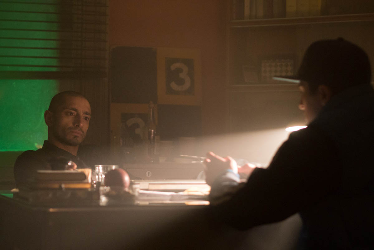Photos Surface From Riz Ahmed's City Of Tiny Lights