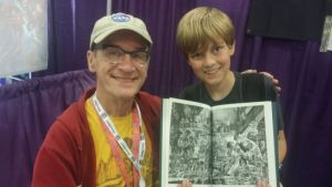 The Comics Industry Pays Tribute To Bernie Wrightson