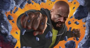 First Look At Marvel's Luke Cage#1