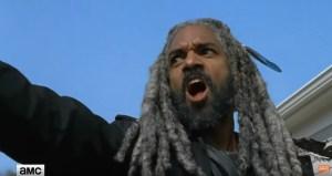 Clip From The Season Finale of The Walking Dead