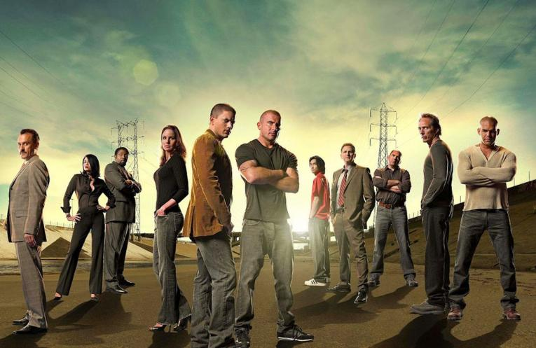 Prison Break Creator Paul Scheuring Talks