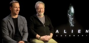 Ridley Scott, Michael Fassbender And Co Talk Alien: Covenant