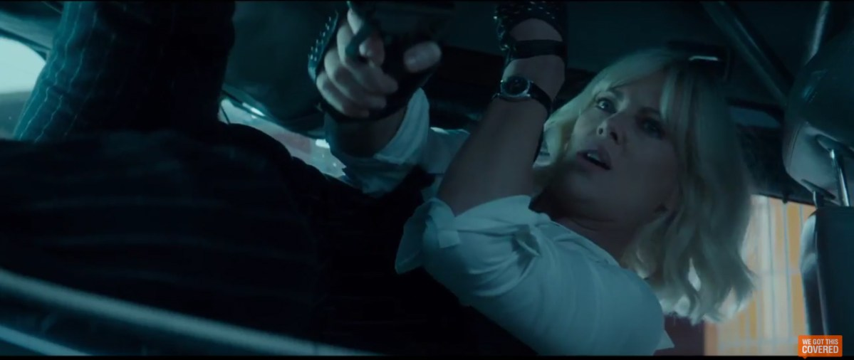 New Clip From  Charlize Theron's Atomic Blonde Arrives