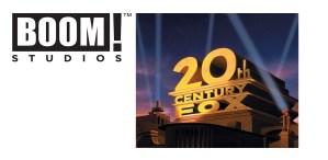 Twentieth Century Fox Announces Strategic Investment In Boom! Studios