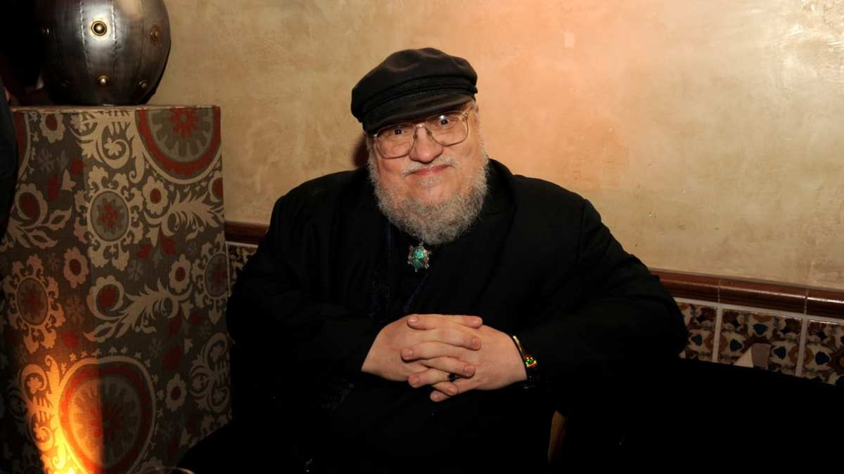 George RR Martin Picks His 10 Favourite Fantasy Films