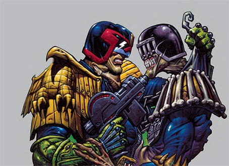 Judge Dredd Complete Case Files 29 Reviewed