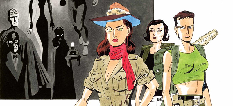 Alan Moore And Kevin O'Neill Say Goodbye To The League Of Extraordinary Gentlemen