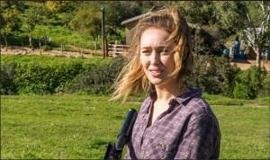 Alycia Debnam-Carey On Fear The Walking Dead