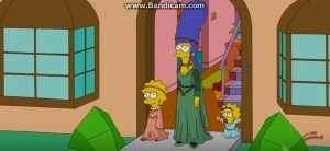 The Simpsons Does Game Of Thrones