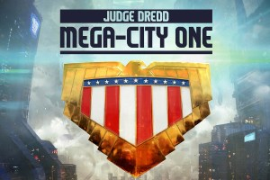 First Concept Art Released From Judge Dredd TV Series