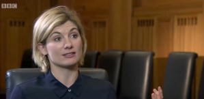 New Doctor Who Jodie Whittaker Talks To BBC News
