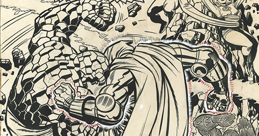 Jack Kirby's Fantastic Four: World's Greatest Artist's Edition Reviewed