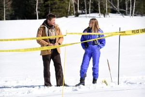 Photos Revealed From Thriller Wind River