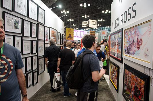 NYCC2017: New York Comic Con In Photos Part Two