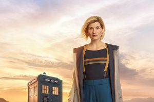 First Image Of Jodie Whittaker As Doctor Who