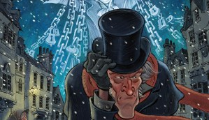 Harvey Kurtzman's A Christmas Carol Adaptation Finished At Last And Available From Comixology