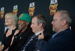 MCM: The Cast Of Red Dwarf Speak