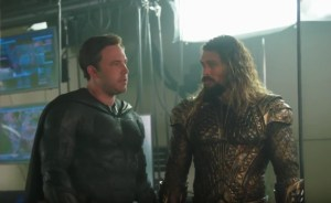 Warner Bros. Releases Making Of Video From Justice League