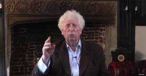 Tom Baker Wishes Everyone Happy Doctor Who Day