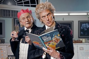 10 Things We Learnt From Steven Moffat Talking About Doctor Who Christmas Special And The End Of Capaldi
