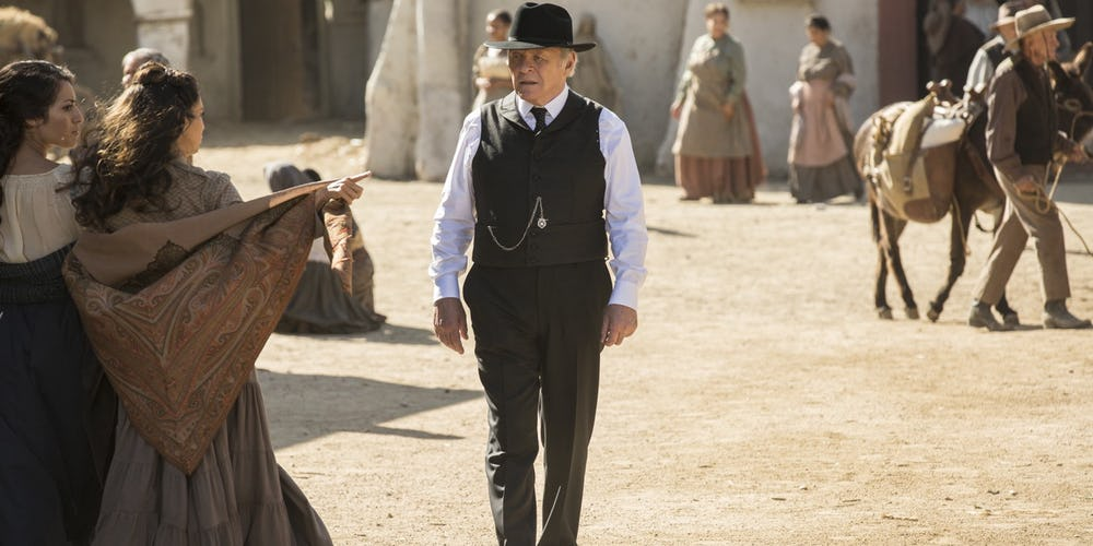 Westworld Season 2 Shuts Down Production After California Fires