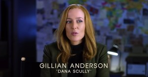 Gillian Anderson, David Duchovny And Chris Carter Tease Season 11 Of The X-Files