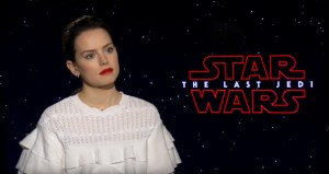 Rian Johnson And The Cast Spill The Beans On Star Wars: The Last Jedi