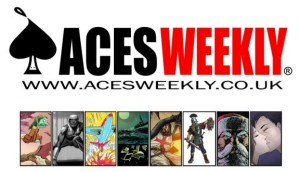 David Lloyd's Aces Weekly Volume 31 Launches
