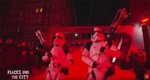 Watch Video Highlights From Star Wars: The Last Jedi European Premiere