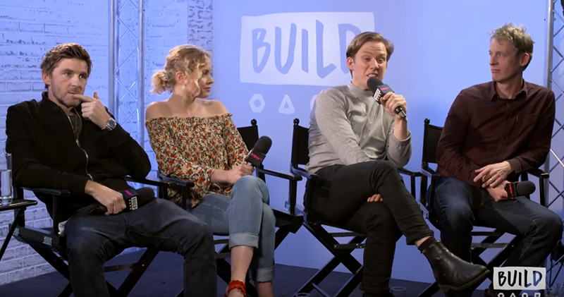 Paul Anderson, Kate Phillips, Joe Cole And Producer Glazebrook Talk Peaky Blinders Season Four