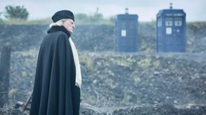 David Bradley Talks The Doctor Who Christmas Special