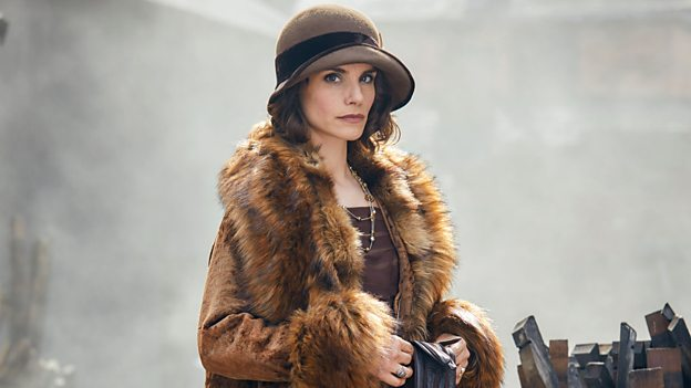 Charlotte Riley On Peaky Blinders Season Four