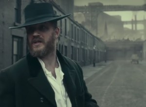 Tom Hardy Returns To Peaky Blinders