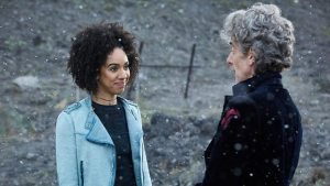 Pearl Mackie On The Doctor Who Christmas Special