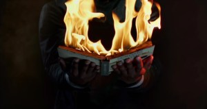 Catch Teaser Trailer From HBO's Fahrenheit 451