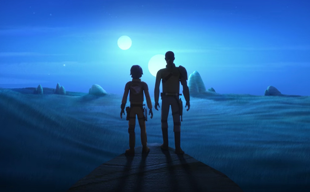 Trailer For Star Wars Rebels Mid-Season 4 Hits
