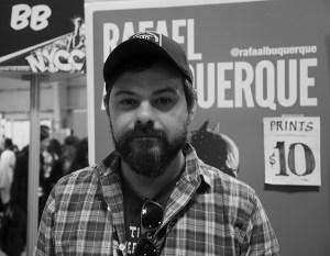 Spotlight On Portsmouth Comic Con: Rafael Albuquerque