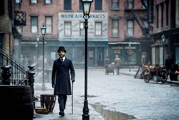 First Look At And Date Announced For Netflix's The Alienist