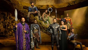 Black Panther Has Fastest 1st Day Ticket Sales Of Any MCU Film To Date