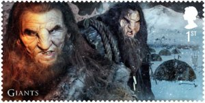 Royal Mail Commemorates Game Of Thrones In Stamps