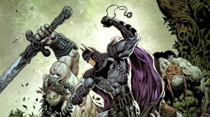 Liam Sharp Shows Off Even More Art From His New Brave And The Bold Series