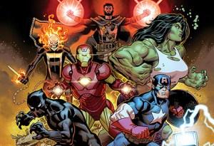 Marvel Announces Avengers #1