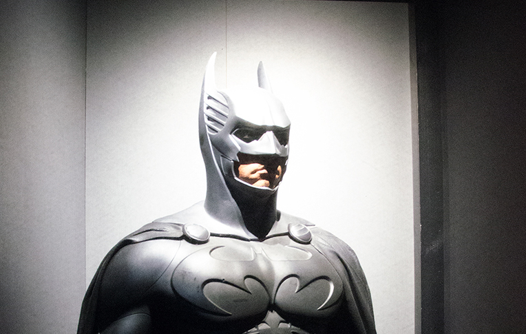 Reviewing DC: Dawn Of Super Heroes Exhibition