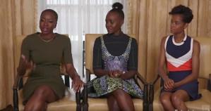 Nyong'o, Wright, Bassett And Gurira Talk Black Panther