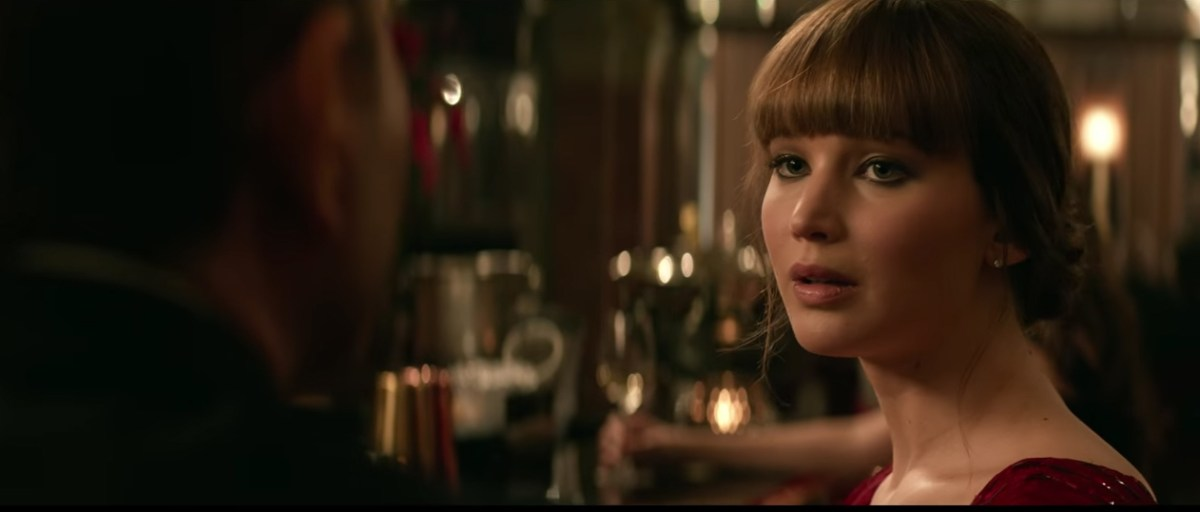 Watch New TV Spot From New Jennifer Lawrence's Red Sparrow