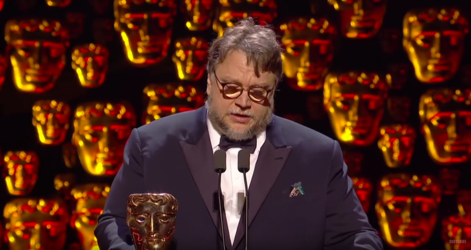 Watch Guillermo del Toro's Speech At The Baftas 2018