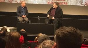 Nick Park Talks Aardman's Early Man