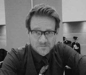 Spotlight On Portsmouth Comic Con: Simon Fraser