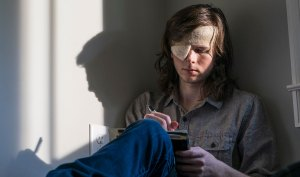Chandler Riggs Talks Leaving The Walking Dead